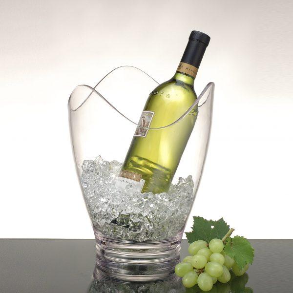 HC21-C - Curva - Wine Bucket-Chiller